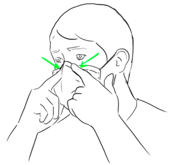 Come indossare la mascherina per prevenire la diffusione del nuovo Coronavirus