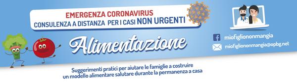 Nuovo Coronavirus: una settimana di ricette a colori