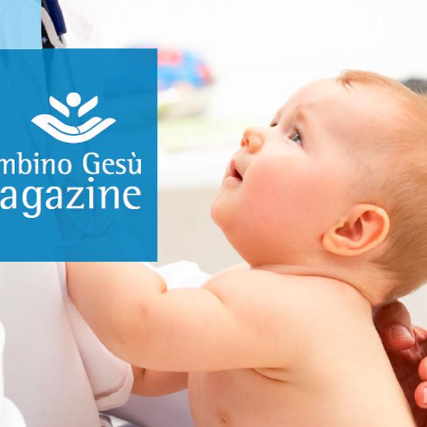 Il Dipartimento di Diagnostica per Immagini nel terzo numero di OPBG Magazine