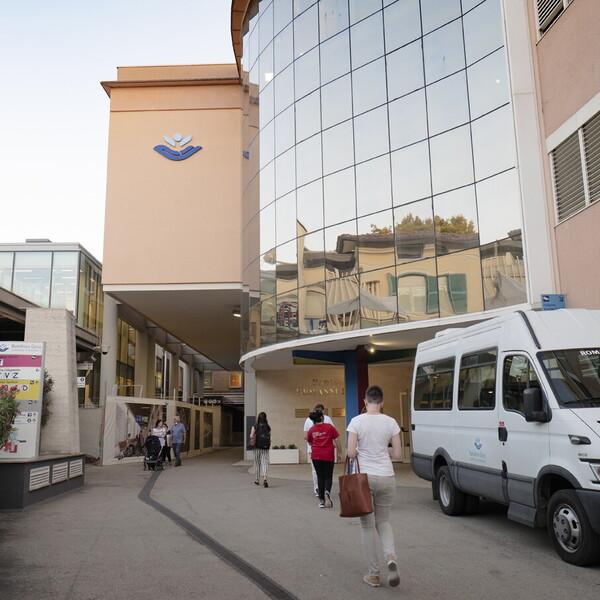 Foto sedi dell'Ospedale