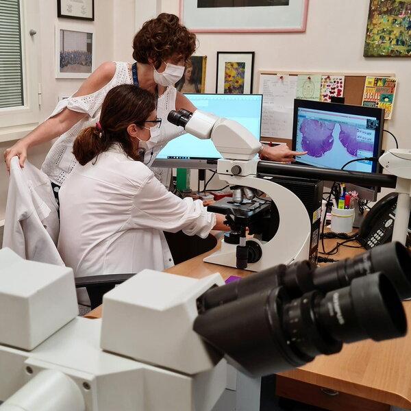 Anatomia patologica: dal microscopio alla Next Generation Sequencing