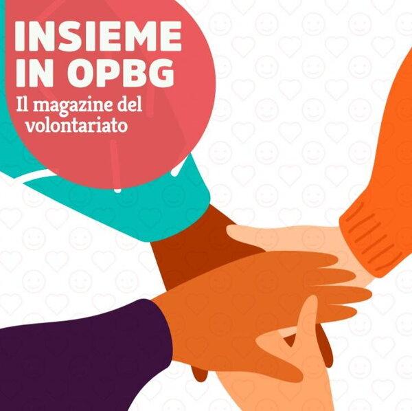 Il nuovo Coronavirus e il volontariato: il nuovo numero di Insieme in OPBG