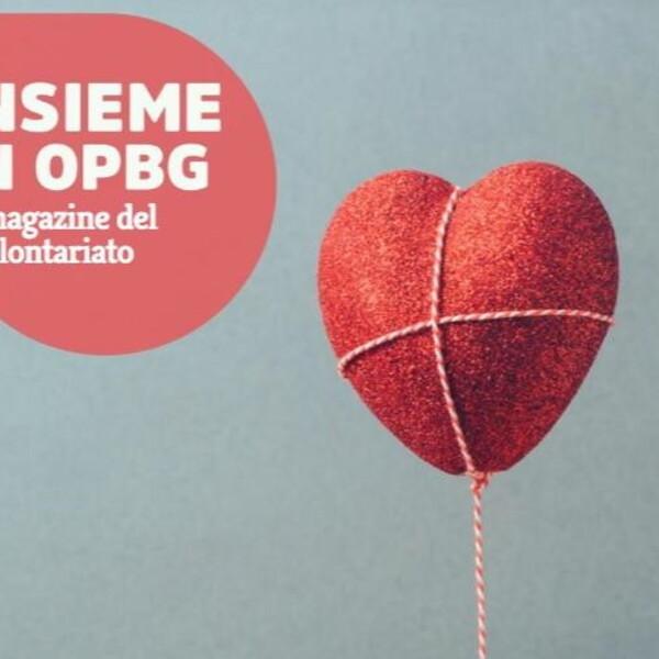 Insieme in OPBG: come cresce il volontariato al Bambino Gesù