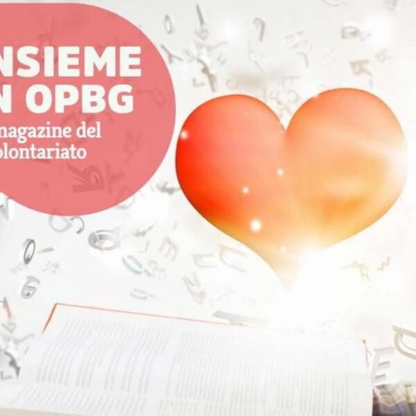 Insieme in OPBG: il volontariato come dono