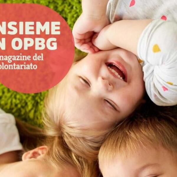 Il Circolo San Pietro: il numero di novembre di Insieme in OPBG