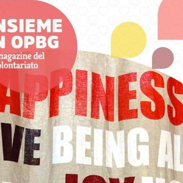La casa del SuperEroe: il numero di ottobre di Insieme in OPBG