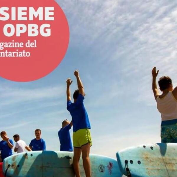 L'estate e il volontariato: il numero di luglio di Insieme in OPBG