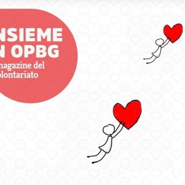 I 25 anni di Davide Ciavattini Onlus e Officium: il nuovo numero di Insieme in OPBG