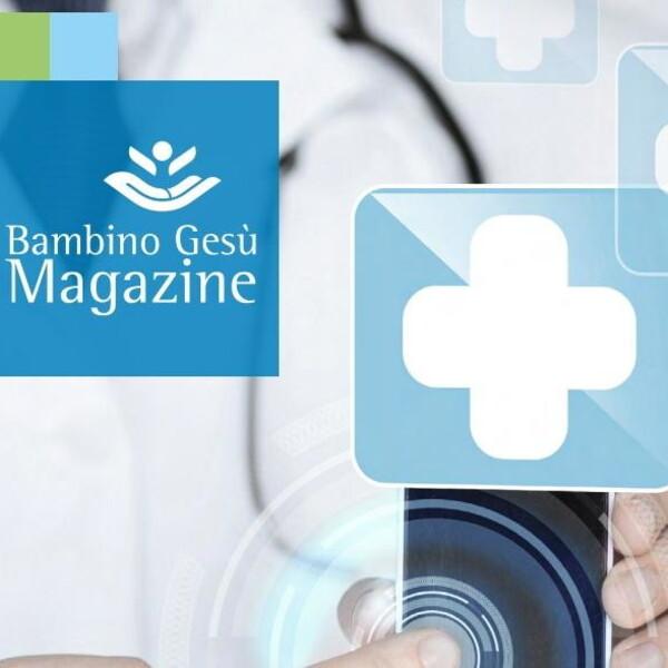 OPBG Magazine: il DEA ARCO