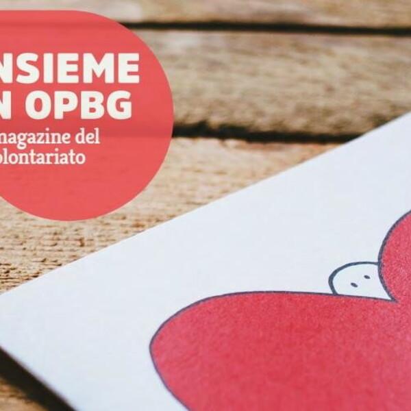 I pazienti adolescenti e il volontariato: il nuovo numero di Insieme in OPBG