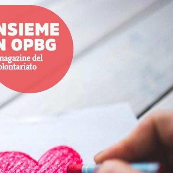 Tante storie, una sola comunità: il nuovo numero di Insieme in OPBG