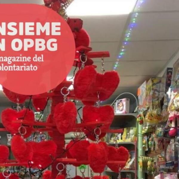 La giornata mondiale del volontariato e il Natale: il numero di dicembre di Insieme in OPBG