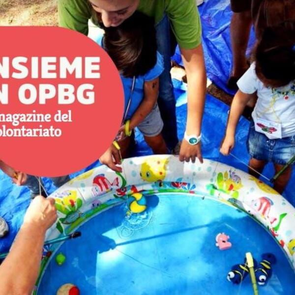 Il volontariato a San Paolo, online il numero di settembre di Insieme in OPBG