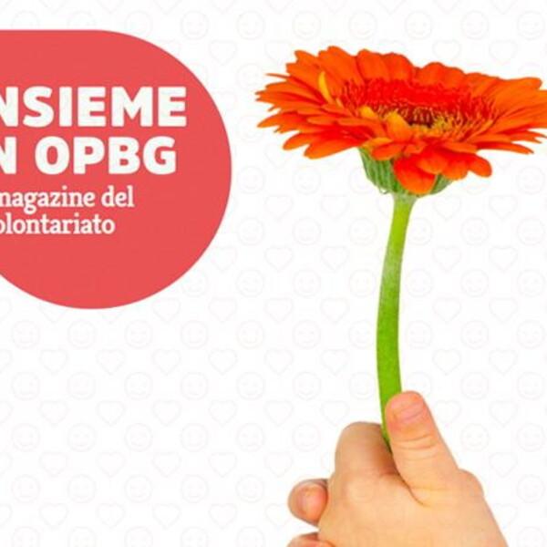Cosa c'è nel numero di giugno di Insieme in OPBG
