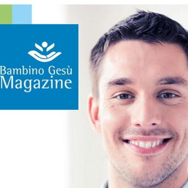 Il Dipartimento Chirurgico, il nuovo numero di OPBG Magazine