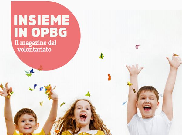 La storia del musicista in corsia: il numero di marzo di Insieme in OPBG