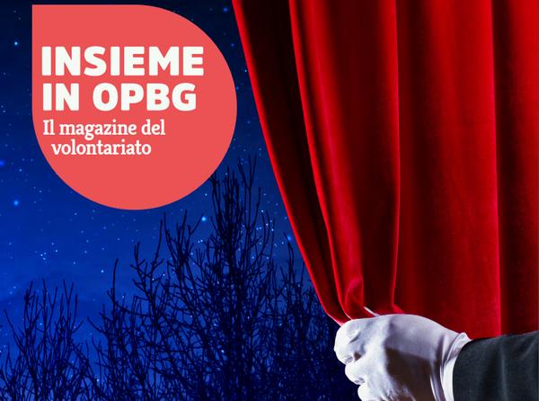 Il teatro e il volontariato: il nuovo numero di Insieme in OPBG