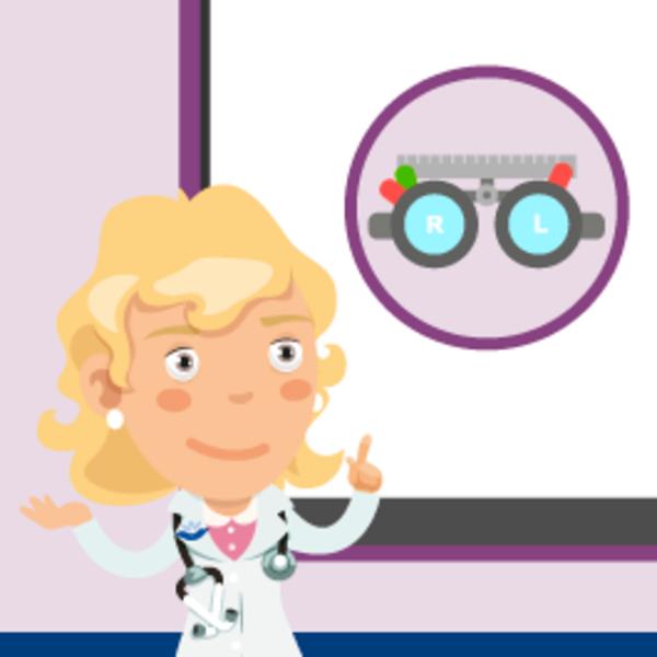 L'occhio: come è fatto e come funziona la vista nel bambino