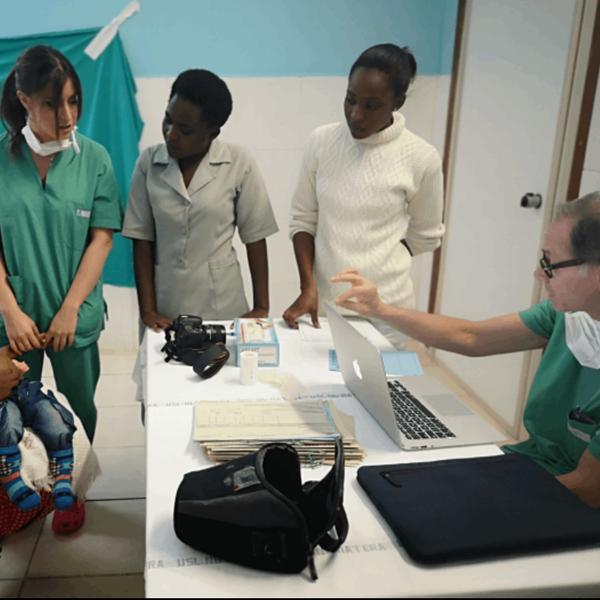 Partnership tra l'Ospedale Pediatrico Bambino Gesù e il St. Gaspar Referral and Teaching Hospital di Itigi