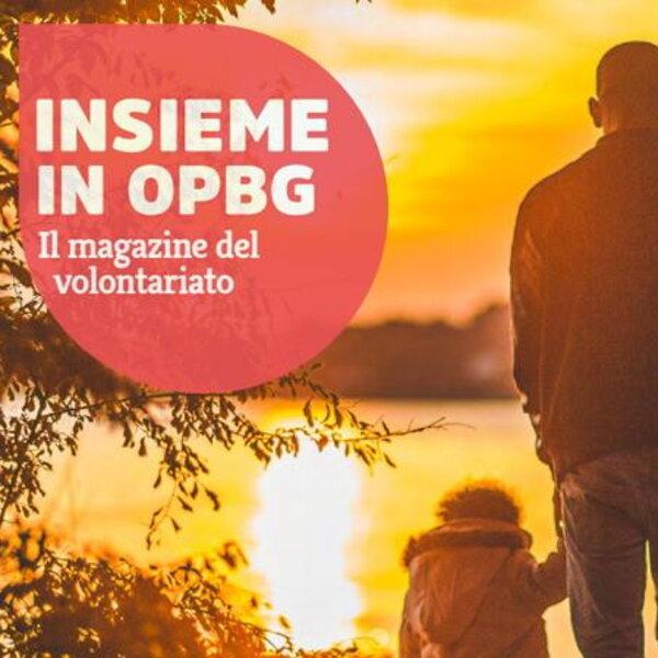 Un anno di Insieme in OPBG: cosa c'è nel numero di ottobre