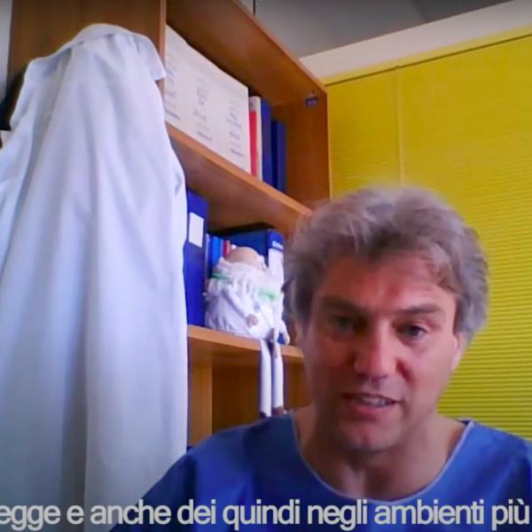 Nuovo Coronavirus e caldo: intervista al dott. Andrea Campana