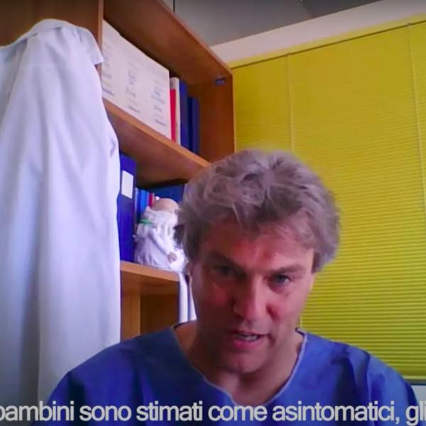 Quanto dura la malattia COVID-19 nei bambini: intervista al dott. Andrea Campana
