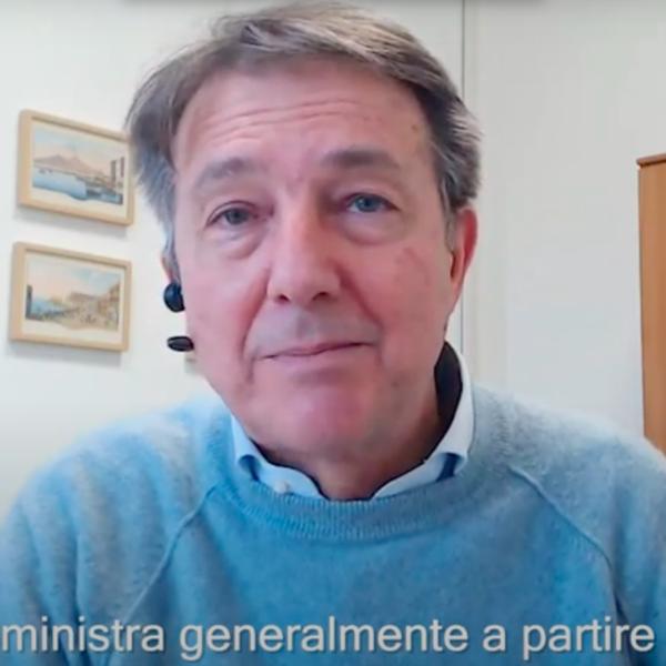 Il vaccino contro la pertosse in gravidanza - Intervista al dott. Tozzi