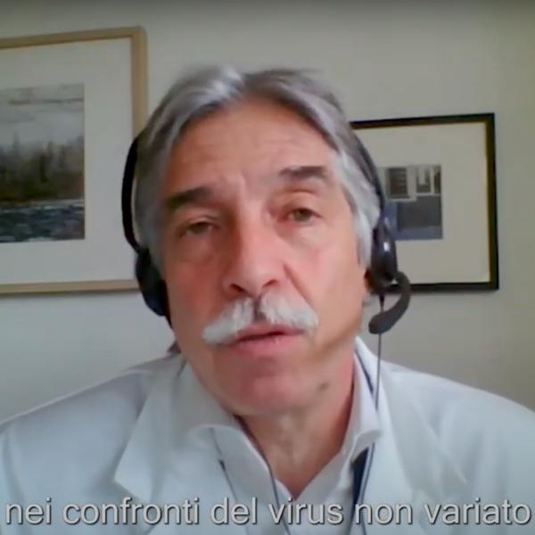 Nuovo Coronavirus, il vaccino e le varianti - Intervista al dott. Castelli Gattinara
