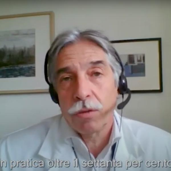 Nuovo Coronavirus, la variante inglese - Intervista al dott. Castelli Gattinara