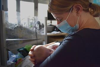 Ricovero e allattamento