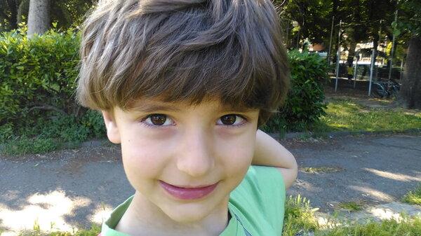 Ciao, sono Edoardo, e questa è la mia favola