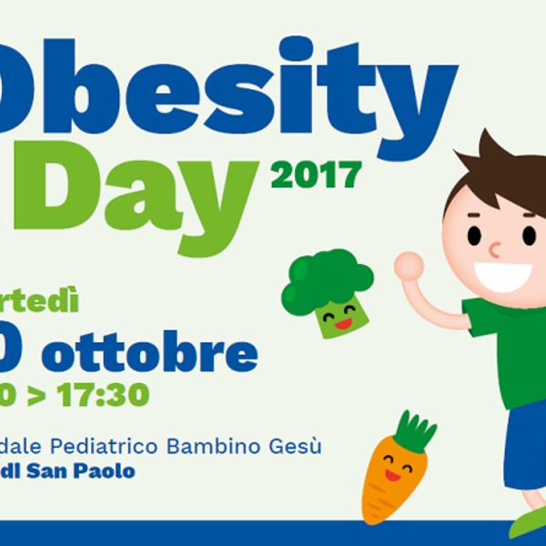 Obesity Day, al Bambino Gesù consulenze gratuite per prevenire il sovrappeso con il modello mediterraneo