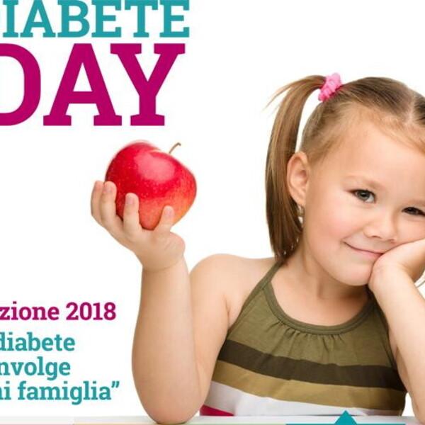 Giornata Mondiale Diabete: al Bambino Gesù open day con screening e visite gratuite