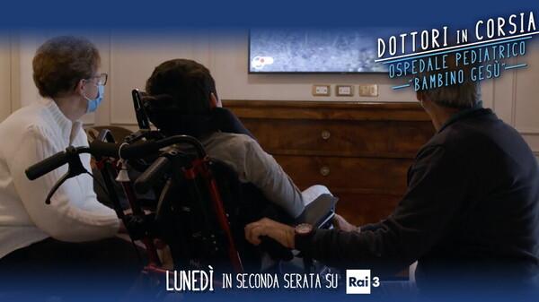 """""""Dottori in corsia"""": la quarta puntata della IV stagione"""