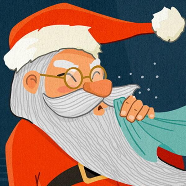 Franco Locatelli racconta Il bambino che rimproverò Babbo Natale