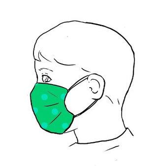 Nuovo Coronavirus: le mascherine per i bambini