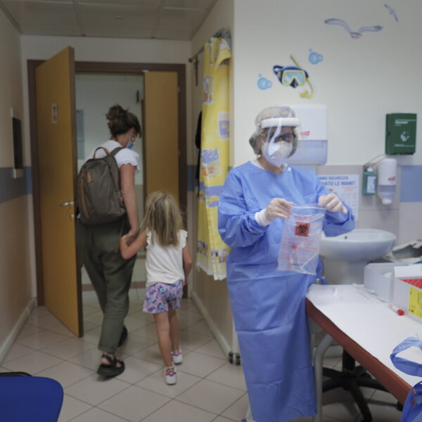 Covid: ecco come i bambini neutralizzano il virus