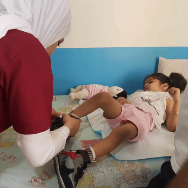 Continuano le attività formative e assistenziali presso l'Ospedale di Karak