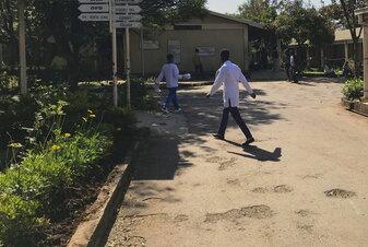 Etiopia, Addis Abeba - Wolisso - Tulu Bolo