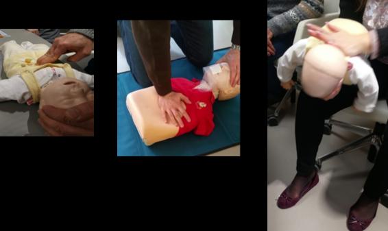 Bambini con patologie complesse: formazione dei genitori sulla gestione della emergenza domiciliare
