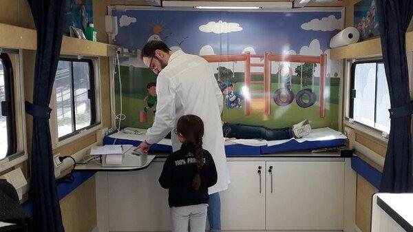 Morte improvvisa, un'Unità mobile per gli screening cardiologici in classe