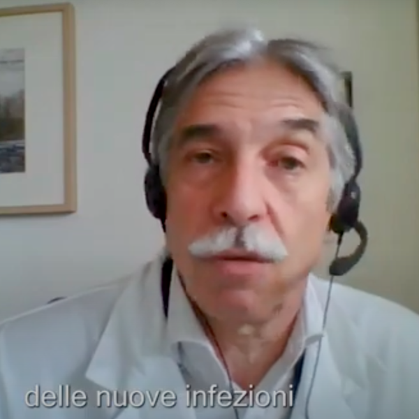 Nuovo Coronavirus: la variante brasiliana - Intervista al dott. Castelli Gattinara