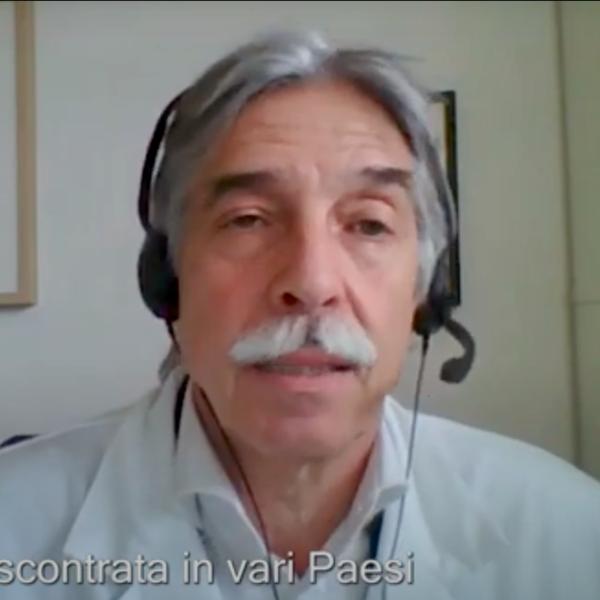 Nuovo Coronavirus: la variante sudafricana - Intervista al dott. Castelli Gattinara