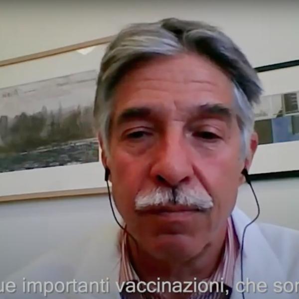 Vaccinazione in gravidanza - Intervista al dott. Castelli Gattinara