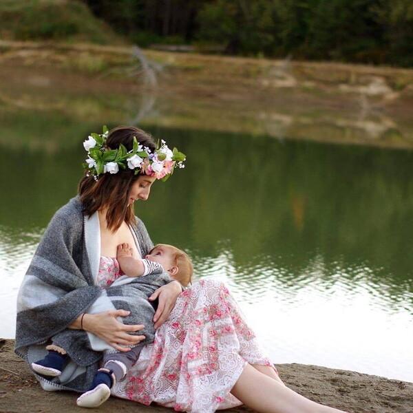 Allattamento materno del bambino ricoverato