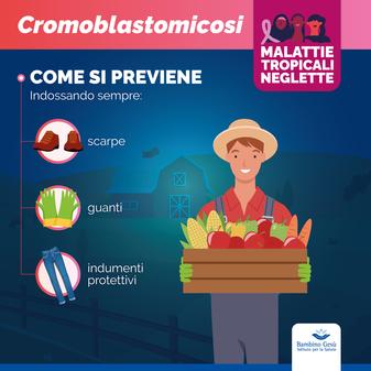 Cromoblastomicosi e altre micosi profonde