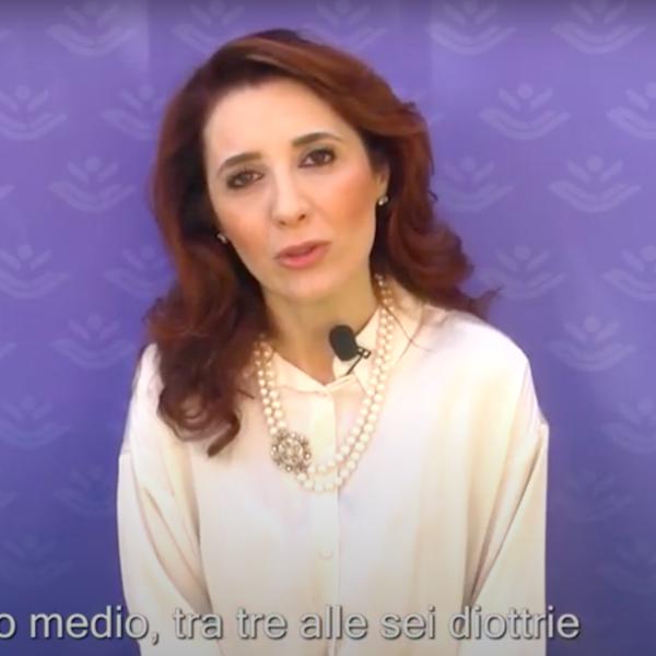 Miopia - Intervista alla dott.ssa Esposito