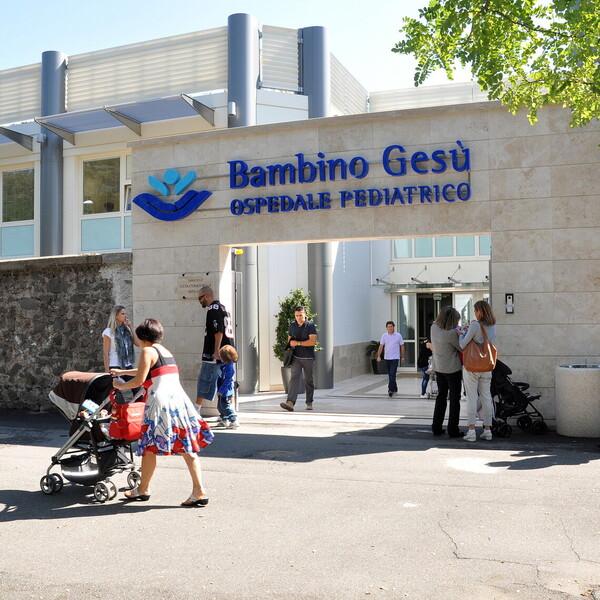 Anomalie vascolari 3000 bambini seguiti Bambino Gesù