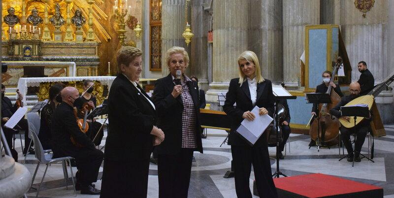 Musica barocca per il Centro di cure palliative del Bambino Gesù