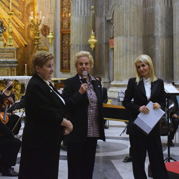 Musica barocca per Centro cure palliative Bambino Gesù